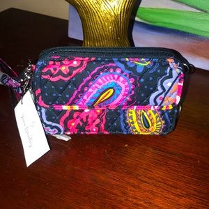 Vera Bradley,all in one,crossover,Twilight paisley